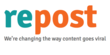 Repost Launches to Make Content Viral: New Technology Bypasses Links...